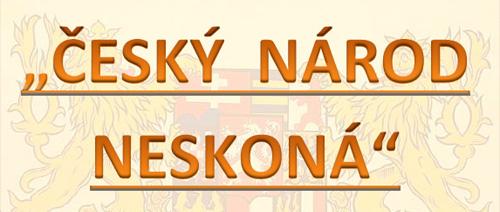 Český národ neskoná