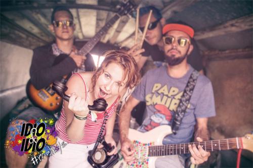 Hudební skupina IDIO&IDIO