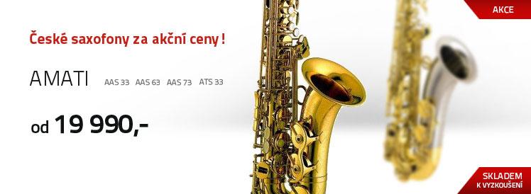 Saxofony Amati