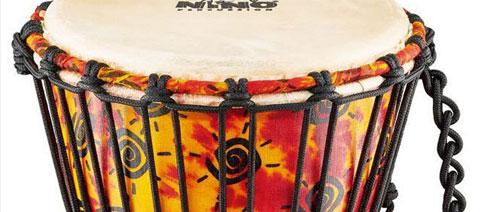 Africké bubny Djembe