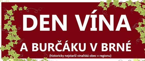 Den vína a burčáku v Brné 4.9.2021