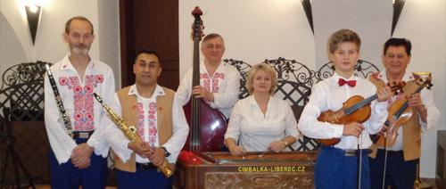 Předvánoční čas s Cimbálovou muzikou Dušana Kotlára