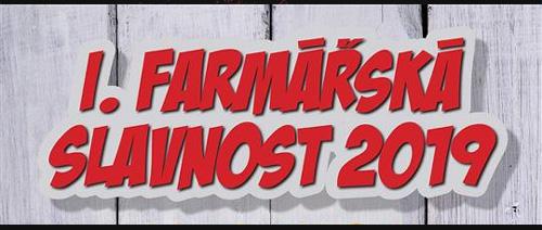 I. farmářská slavnost 2019 Most