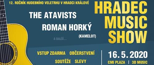 Hradec Music Show 2020
