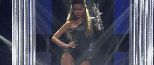 Hana Holišová jako Beyoncé
