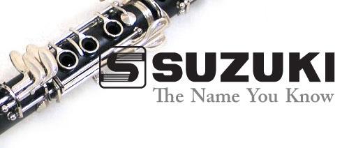 Klarinety Suzuki