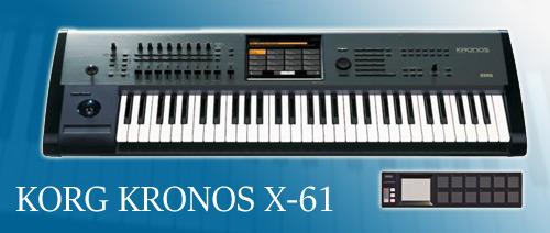 Korg Kronos X-61