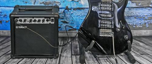 Jak vybrat aparát na kytaru?
