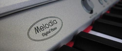 Digitální piana Melodia