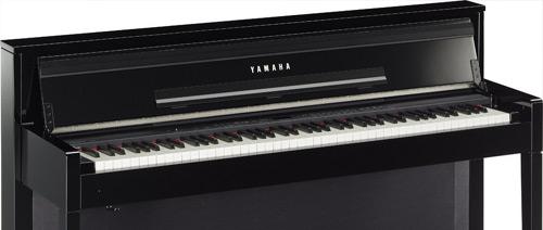 Použité digitální piano Yamaha CLP S408PE