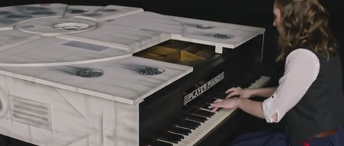 Star Wars Piano