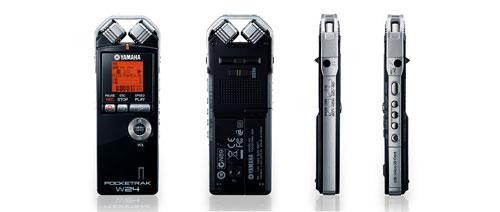 Yamaha Pocketrak PR7