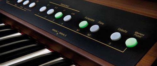 Digitální varhany Roland C 200