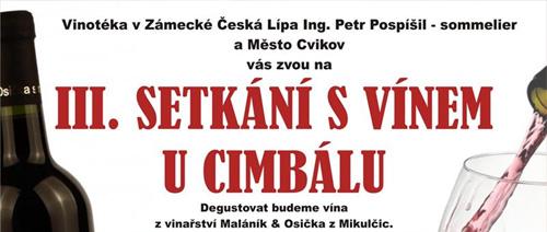 Podzimní akce s cimbálovkou Dušana Kotlára.