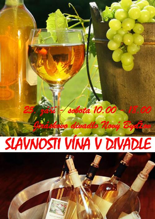 Slavnosti vína v Novém Bydžově