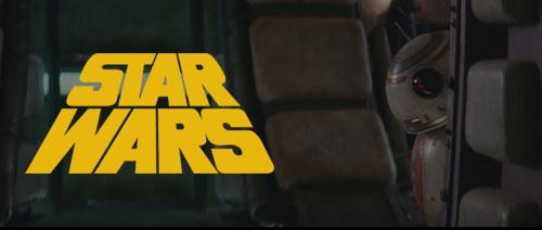 Star Wars VII - Síla se probouzí