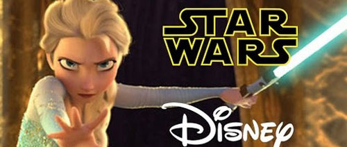 Star Wars Disney - Let it Flow