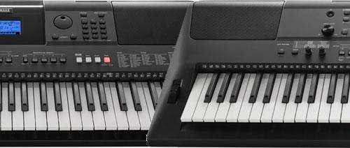 Studentské klávesy Yamaha