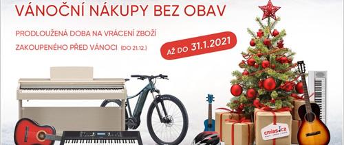 CMI plaza - vánoční nákupy bez obav