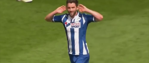 Will Grigg's On Fire