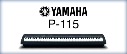 Stage piano Yamaha P 115