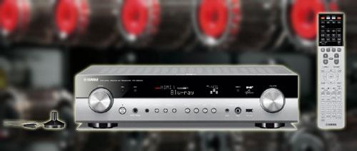 Receiver Yamaha RX S600 D Titan